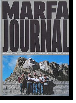 MARFA JOURNAL #5 マーファ ジャーナル 第5号