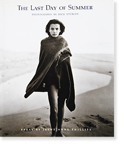 THE LAST DAY OF SUMMER First hardcover edition JOCK STURGES ジョック・スタージェス 写真集