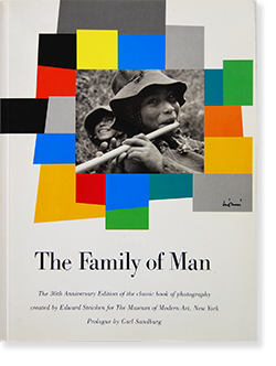 THE FAMILY OF MAN 30th Anniversary Edition Edward Steichen ザ・ファミリー・オブ・マン 展覧会カタログ