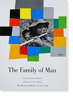 THE FAMILY OF MAN 30th Anniversary Edition 12th printing Edward Steichen ザ・ファミリー・オブ・マン 展覧会カタログ