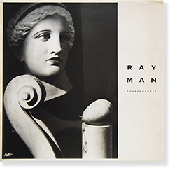 Man Ray CesaredeSeta RAY MAN マン・レイ 写真集