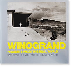 WINOGRAND FIGMENTS FROM THE REAL WORLD hardcover edition ゲイリー・ウィノグランド 写真集