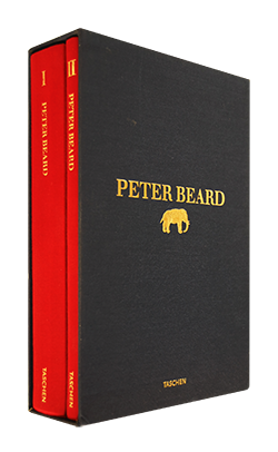 <img class='new_mark_img1' src='https://img.shop-pro.jp/img/new/icons7.gif' style='border:none;display:inline;margin:0px;padding:0px;width:auto;' />PETER BEARD 2 volume box sets TASCHEN ピーター・ビアード 写真集