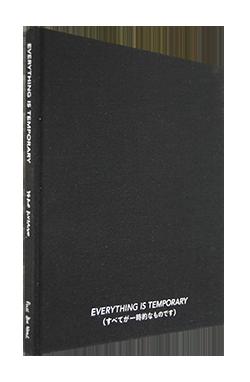 すべてが一時的なものです 草野庸子 写真集 Yoko Kusano: EVERYTHING IS TEMPORARY 署名本 signed