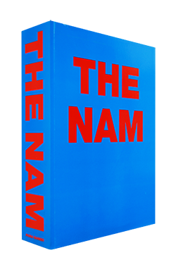 FIONA BANNER: THE NAM フィオナ・バナー 作品集