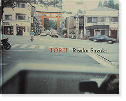 TORII Risaku Suzuki 鈴木理策 写真集