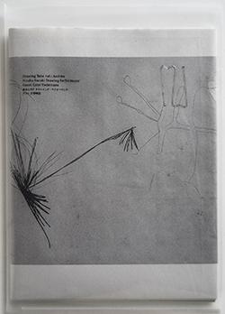 Drawing Tube vol.1 Archive Hiraku Suzuki, Gozo Yoshimasu 鈴木ヒラク ドローイング・パフォーマンス 吉増剛造