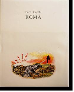 ENZO CUCCHI: ROMA English Edition ローマ エンツォ・クッキ 作品集