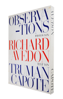 OBSERVATIONS German Edition Richard Avedon, Truman Capote リチャード・アヴェドン 写真 トルーマン・カポーティ 文
