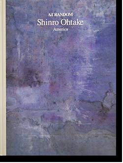 Shinro Ohtake America ArT RANDOM No.1 大竹伸朗 作品集 アートランダム 第1号