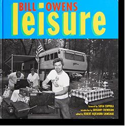 leisure BILL OWENS ビル・オーエンス 写真集 署名本 signed