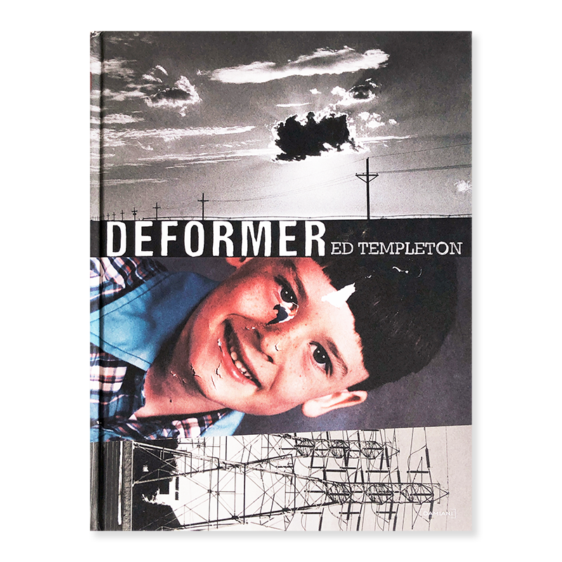 DEFORMER ED TEMPLETON エド・テンプルトン 写真集 署名本 signed