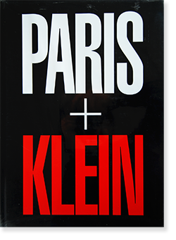 PARIS + KLEIN German Edition William Klein ウィリアム・クライン 写真集