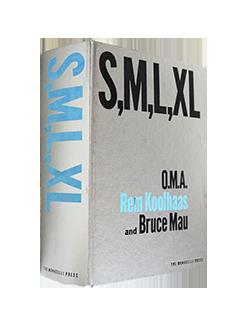 S, M, L, XL Second Edition O.M.A. Rem Koolhaas Bruce Mau レム・コールハース ブルース・マウ