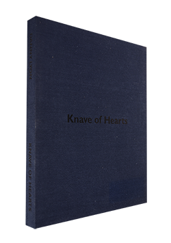 KNAVE OF HEARTS slipcased edition DANNY LYON ダニー・ライアン 写真集 署名本 signed