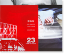 COMME des GARCONS × DAU Science 1942-1968 2018 No.23 コム デ ギャルソン×ダウ DM