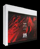 COMME des GARCONS × DAU complete 25 volumes set 2018 コム デ ギャルソン×ダウ 全25号揃 DM