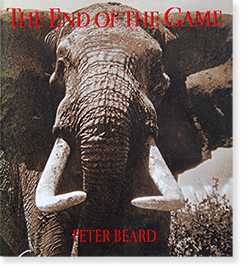 THE END OF THE GAME UK Edition PETER BEARD ピーター・ビアード 写真集
