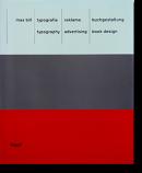 MAX BILL: typography, advertising, book design マックス・ビル 作品集