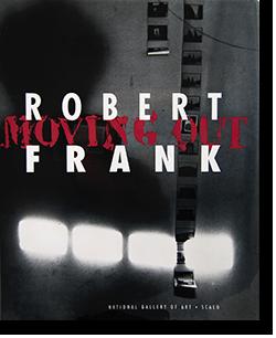 MOVING OUT hardcover Robert Frank ムーヴィング・アウト ロバート・フランク 写真集