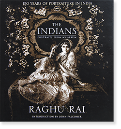 THE INDIANS PORTRAITS FROM MY ALBUM Raghu Rai ラグー・ライ 写真集