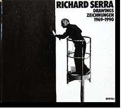 RICHARD SERRA DRAWINGS ZEICHNUNGEN 1969-1990 Catalogue Raisonne リチャード・セラ カタログレゾネ