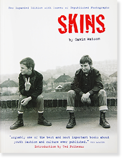 SKINS New Expanded Edition by Gavin Watson スキンズ ギャビン・ワトソン 写真集
