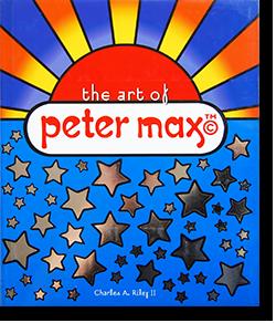 The Art of PETER MAX ピーター・マックス 作品集