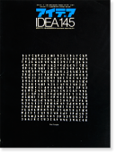 IDEA アイデア 145 1977年11月号 International Advertising Art アントン・シュタンコウスキー Anton Stankowski