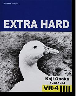 EXTRA HARD First Edition KOJI ONAKA 尾仲浩二 写真集 署名本 signed