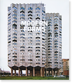 MODERN FORMS A Subjective Atlas of 20th-Century Architecture Nicolas Grospierre ニコラス・グロスピエール