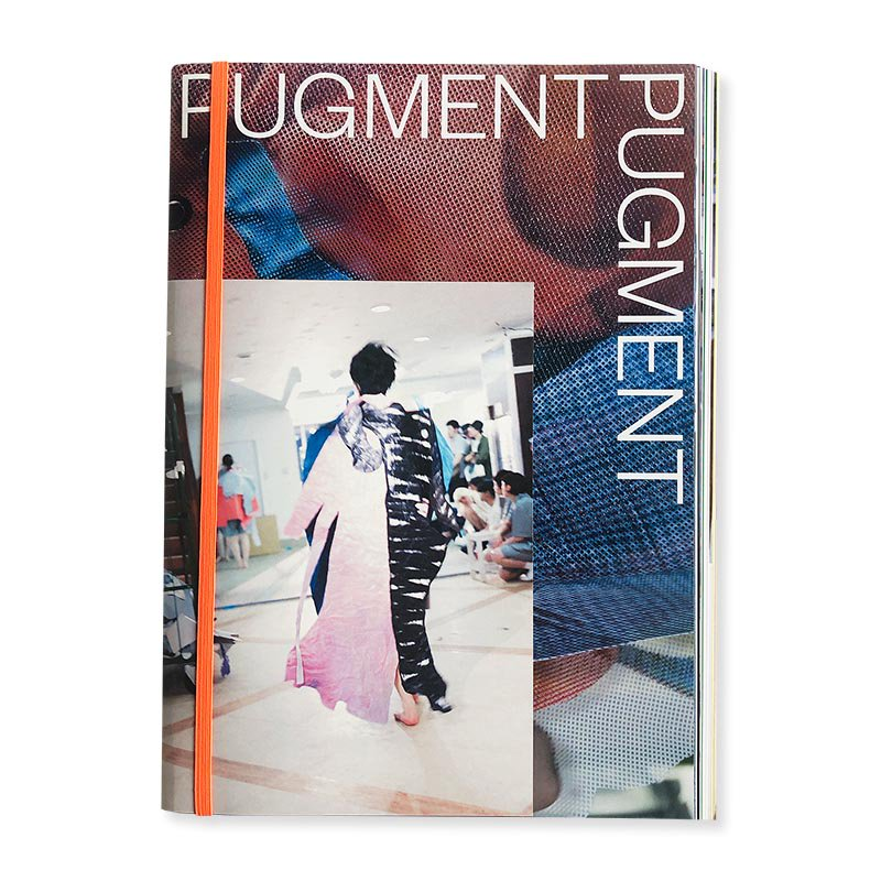 PUGMENT SPRING 2018 photographed by Takashi Homma etc...