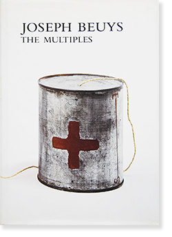 Joseph Beuys The Multiples Catalogue Raisonne of multiples and prints 1965-1986 ヨーゼフ・ボイス マルチプル