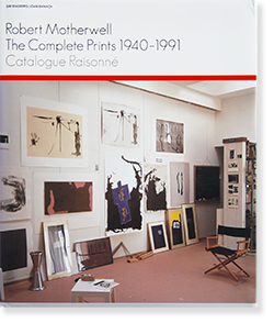 Robert Motherwell The Complete Prints 1940-1991 Catalogue Raisonne ロバート マザーウェル カタログレゾネ