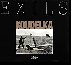 EXILS Delpire Edition JOSEF KOUDELKA エグザイルズ ジョセフ・クーデルカ 写真集