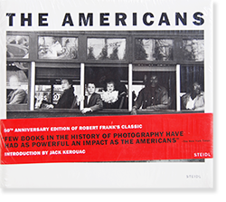 <img class='new_mark_img1' src='https://img.shop-pro.jp/img/new/icons7.gif' style='border:none;display:inline;margin:0px;padding:0px;width:auto;' />THE AMERICANS 50th Anniversary Edition ROBERT FRANK アメリカンズ ロバート・フランク 新品未開封 unopened