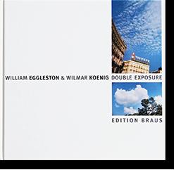 <img class='new_mark_img1' src='https://img.shop-pro.jp/img/new/icons5.gif' style='border:none;display:inline;margin:0px;padding:0px;width:auto;' />DOUBLE EXPOSURE William Eggleston & Wilmar Koenig ウィリアム・エグルストン & ウィルマー・ケーニッヒ