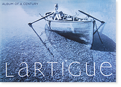 LARTIGUE: ALBUM OF A CENTURY ジャック・アンリ・ラルティーグ 写真集
