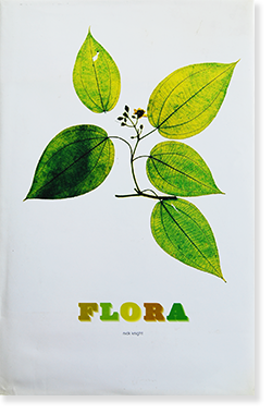 FLORA German Edition NICK KNIGHT ニック・ナイト 写真集