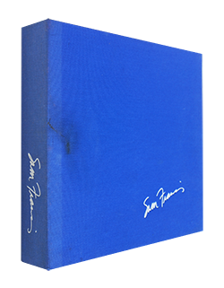 THE MONOTYPES OF SAM FRANCIS サム・フランシス 作品集