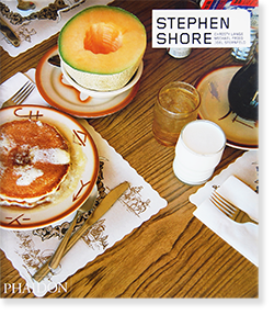 STEPHEN SHORE Phaidon Contemporary Artists スティーヴン・ショア 写真集