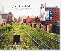 <img class='new_mark_img1' src='https://img.shop-pro.jp/img/new/icons7.gif' style='border:none;display:inline;margin:0px;padding:0px;width:auto;' />WALKING THE HIGH LINE Joel Sternfeld ジョエル・スタンフェルド 写真集