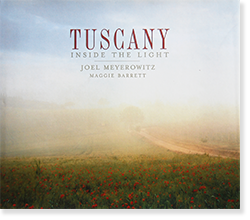 TUSCANY INSIDE THE LIGHT Joel Meyerowitz, Maggie Barrett ジョエル・マイロウィッツ 写真集