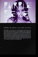 Purple Sexe Issue #9 2008 パープル セックス 2008年第9号