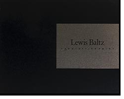 CANDLESTICK POINT Lewis Baltz キャンドルスティック・ポイント ルイス・ボルツ 写真集 署名本 signed