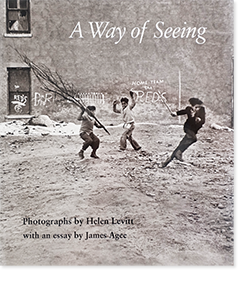 A Way of Seeing Third edition Photographs by Helen Levitt ヘレン・レヴィット 写真集