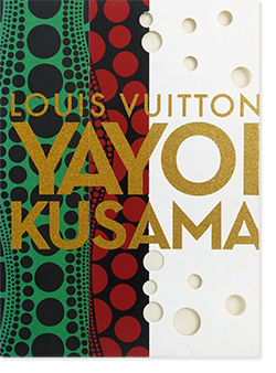 <img class='new_mark_img1' src='https://img.shop-pro.jp/img/new/icons7.gif' style='border:none;display:inline;margin:0px;padding:0px;width:auto;' />LOUIS VUITTON - YAYOI KUSAMA designed by Theseus Chan(WORK) ルイ・ヴィトン 草間彌生