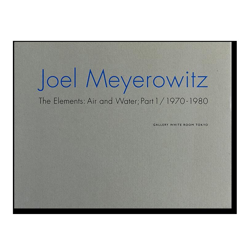 The Elements: Air and Water; Part 1/1970-1980 JOEL MEYEROWITZ ジョエル・マイロウィッツ 写真集
