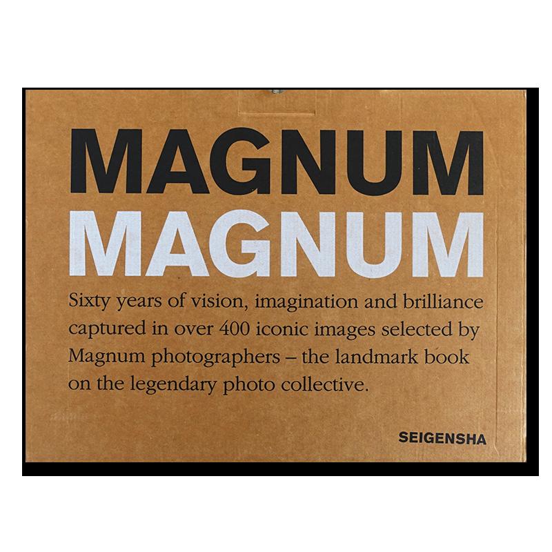 MAGNUM MAGNUM Japanese Edition マグナム・マグナム 完全日本語版