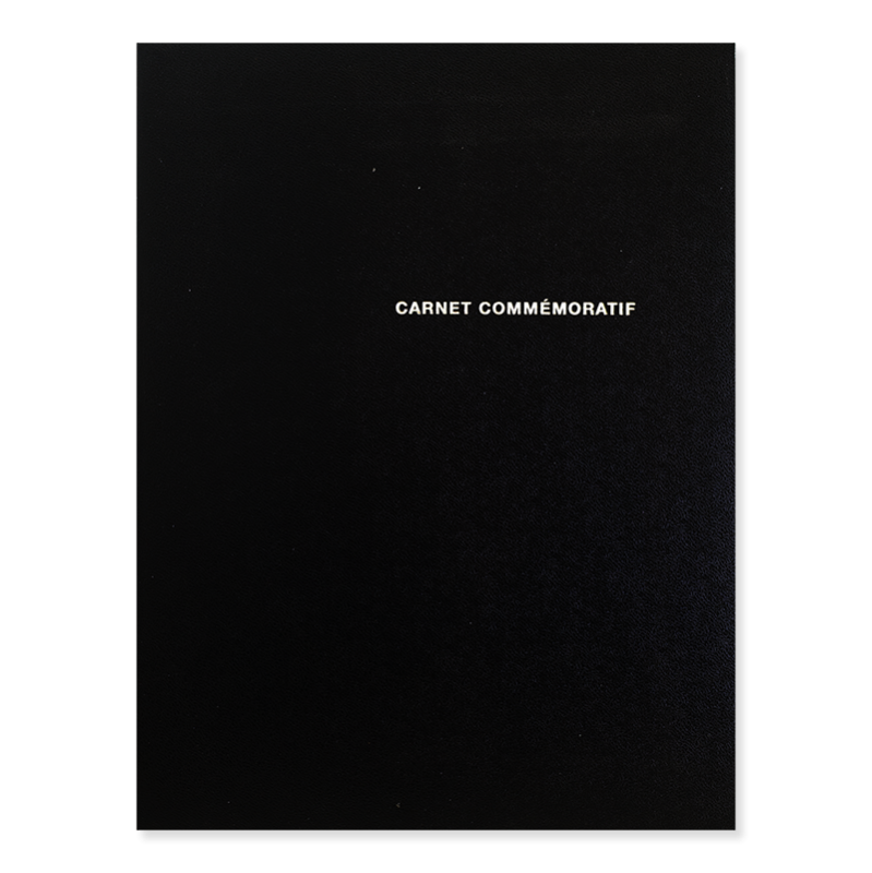 CARNET COMMEMORATIF: A.P.C. 1987-2003 アー・ペー・セー 写真集